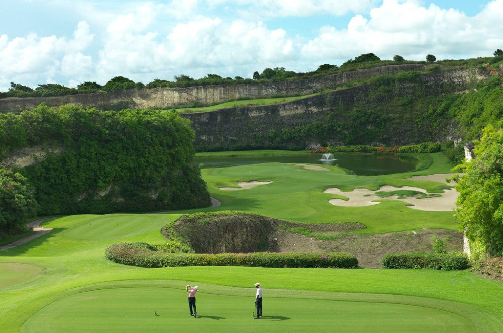 Green Monkey Golf Course at Sandy Lane