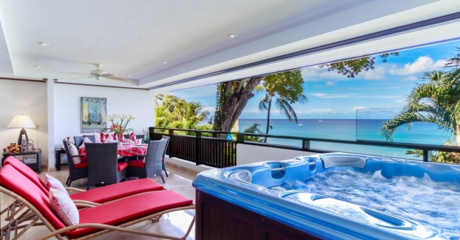 Coral Cove 5 - Vacation Rental in Barbados