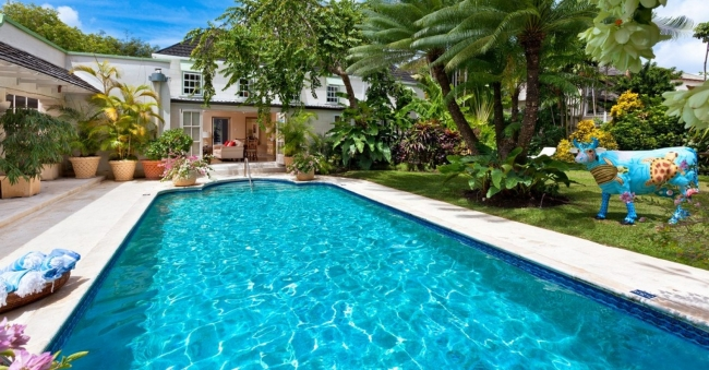 Leamington House - Vacation Rental in Barbados
