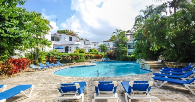 Merlin Bay Secret Garden - Vacation Rental in Barbados