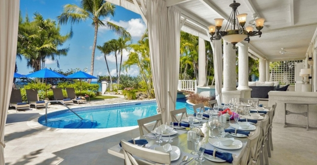 New Mansion - Vacation Rental in Barbados