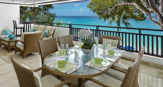 Coral Cove 7 - Vacation Rental in Barbados