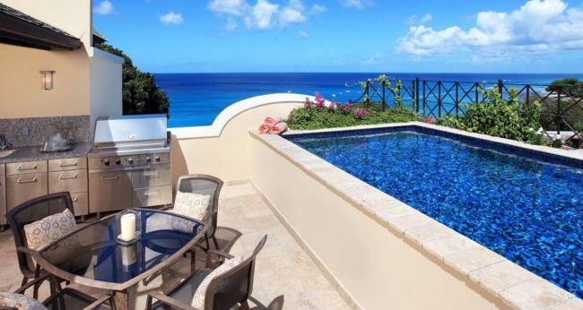 Langara Penthouse - Vacation Rental in Barbados
