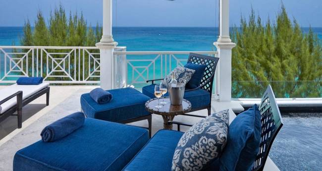 Old Trees Penthouse - Vacation Rental in Barbados