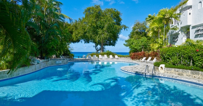 Merlin Bay Ocean View - Vacation Rental in Barbados